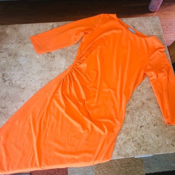 NWT J.McLaughlin Sunkissed Rouched Dress